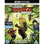 The Lego Ninjago Movie [4K UHD] [Blu-ray]